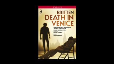 ENO Production of Death in Venice featuring Andrew Shore to be released on DVD by Opus Arte