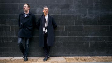 Roderick Williams OBE and Christopher Glynn bring Schubert's Winter Journey to secondary schools