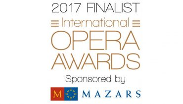 Lothar Koenigs shortlisted in the Conductor category of the International Opera Awards