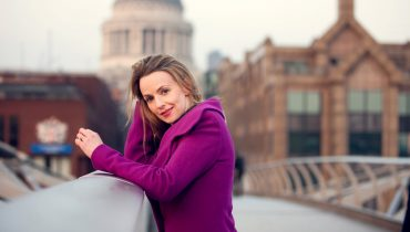 Groves Artists announce the signing of leading British soprano, Sarah Tynan