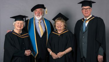Jonathan Groves awarded Honorary Membership of the Royal Northern College of Music